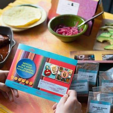 World Kitchen Explorer Subscription 12 months