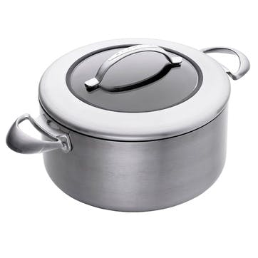 CTX, Casserole with Lid, 6.5L