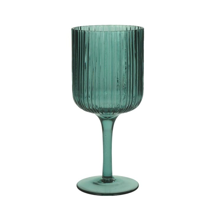 Nyrad Red Wine Glass, Set of 6, Blue