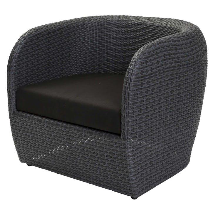 Curve Outdoor Armchair