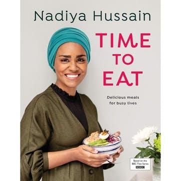 Nadiya Hussain's Time to Eat