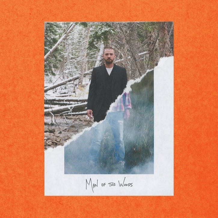 "Justin Timberlake, Man of the Woods 12"" Vinyl"