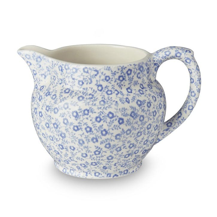 Felicity Dutch Jug, 284ml, Pale Blue
