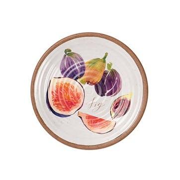 Alfresco Fig Side Plate