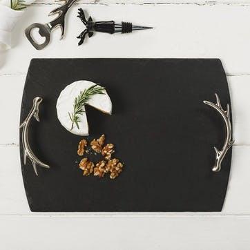 Antler Handle Tray, Medium