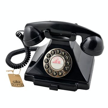 Carrington Telephone; Black