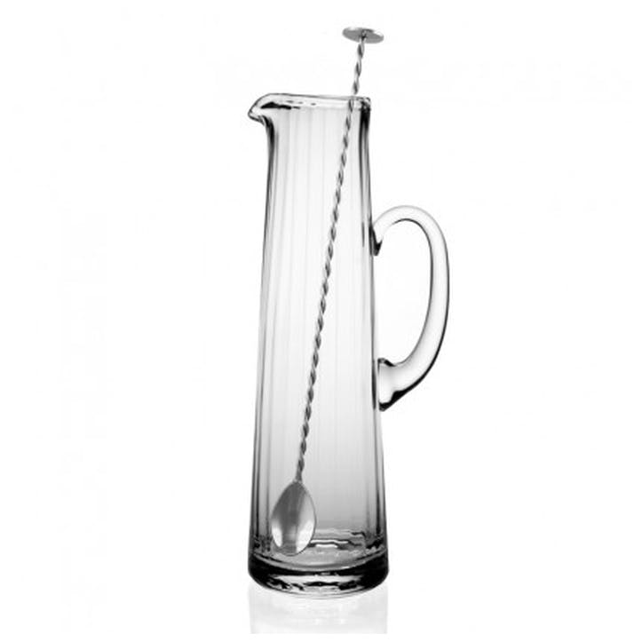 Corinne Tall Cocktail Jug & Spoon
