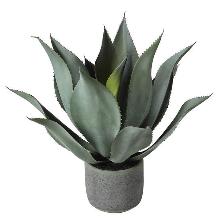 Artificial  Aloe Vera Plant