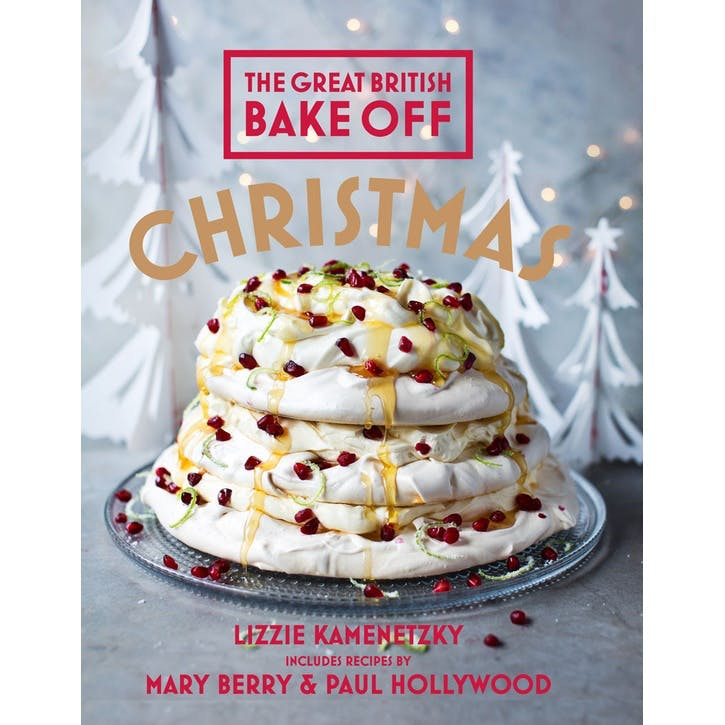 Great British Bake Off Christmas, Hardback