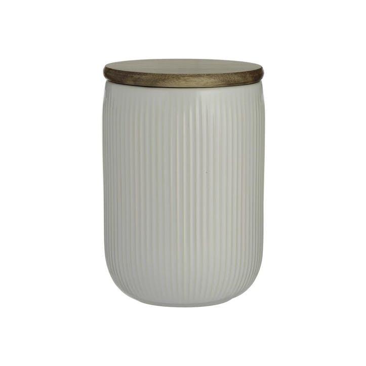 Linear Storage Jar