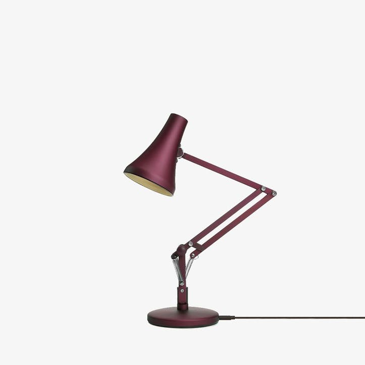 Mini Desk Lamp Berry Red
