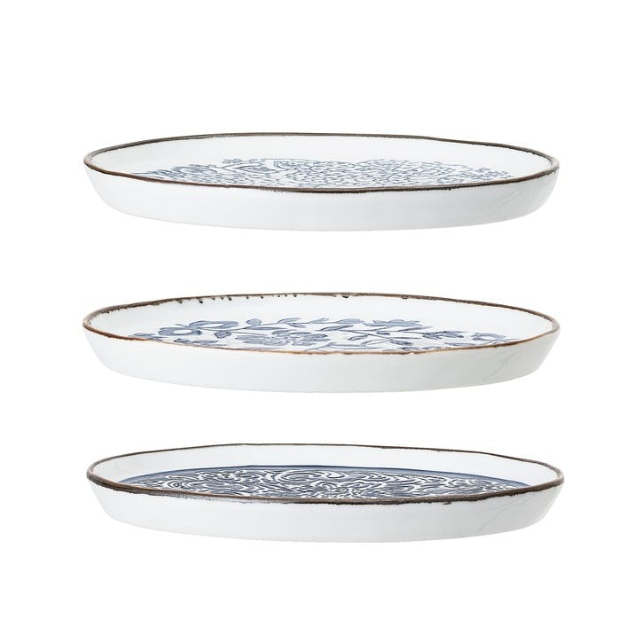Molly Side Plate, Set of 3