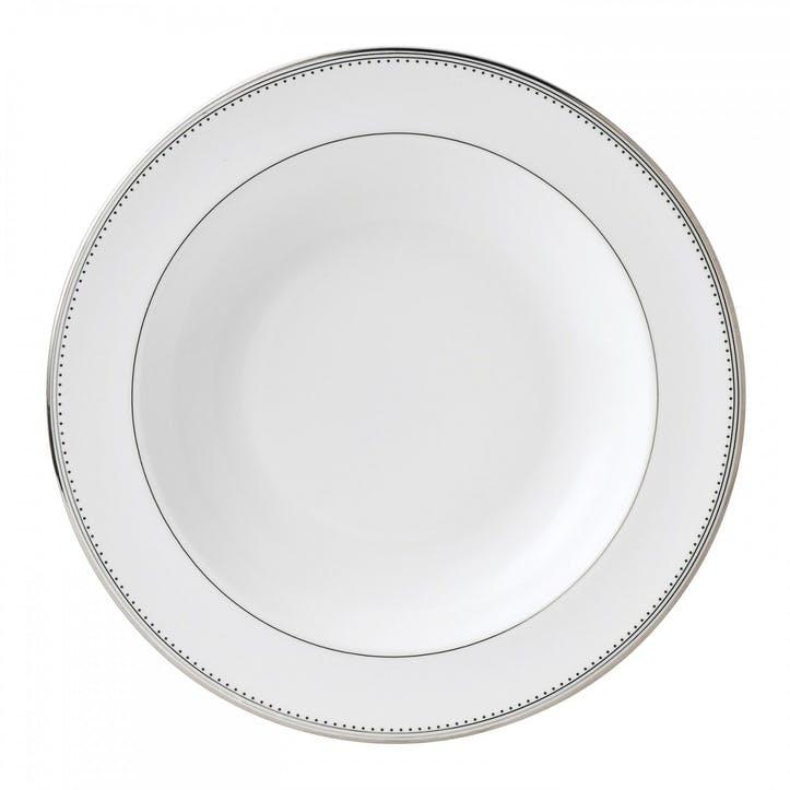 Grosgrain Pasta Plate