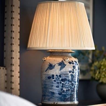 Fenghuang Ceramic Table Lamp