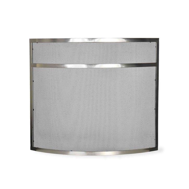 Bretforton Firescreen, Small, Silver
