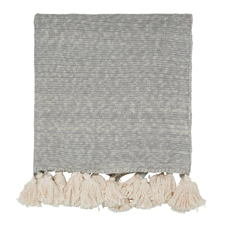 Composition & Padua Knitted Throw