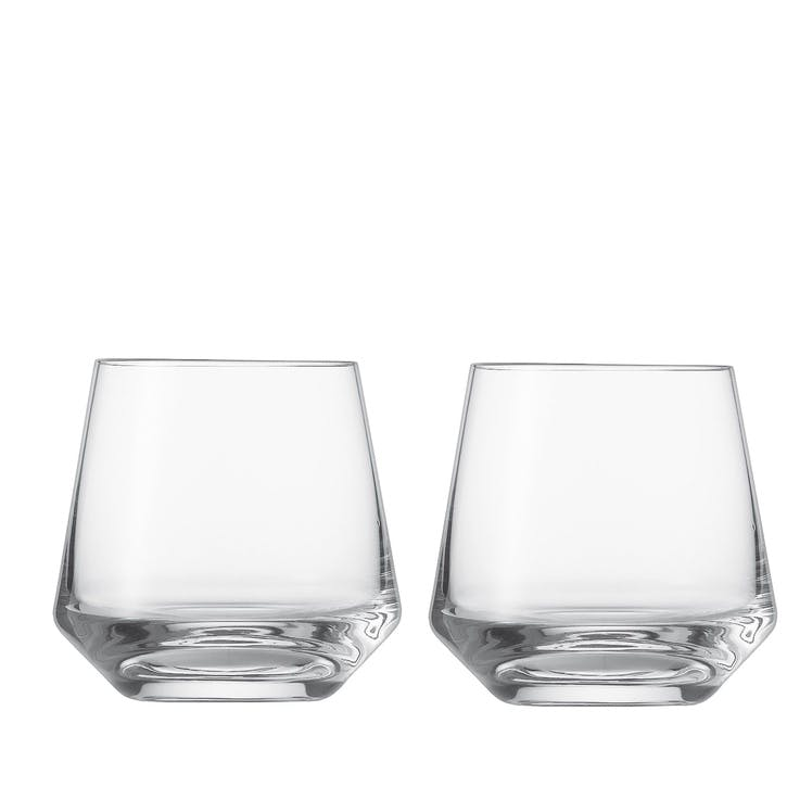 Pure Whisky Glasses, Set of 6