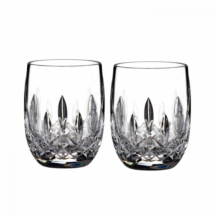 Lismore Connoisseur Rounded Tumbler, Set of 2