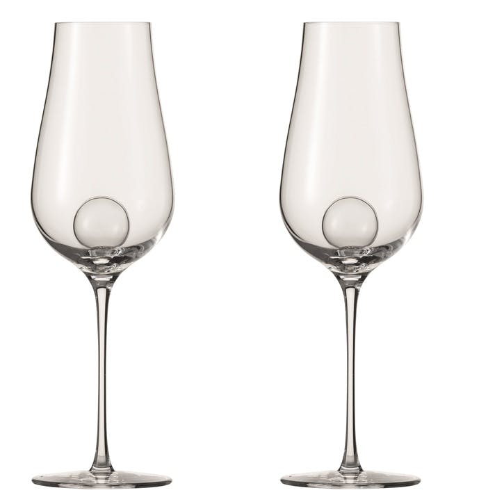 Air Sense Champagne Glass, Set of 2