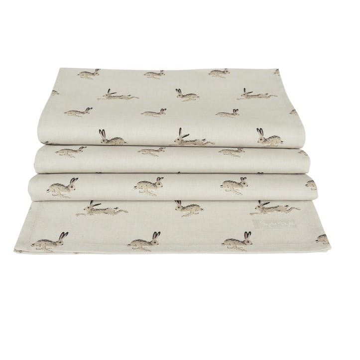 'Hare' Table Runner