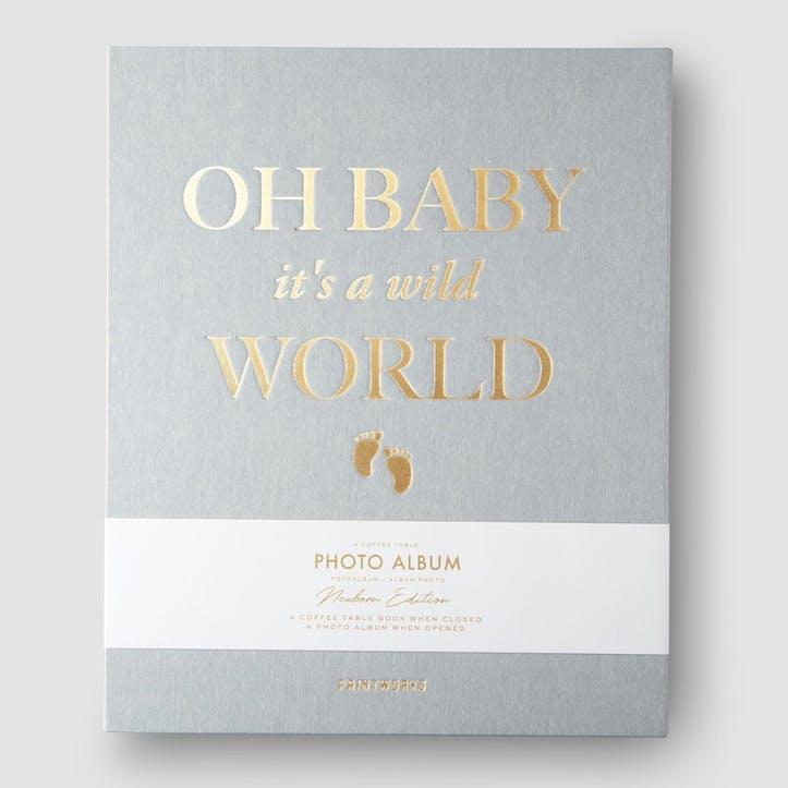 Baby It's A Wild World, Photo Album