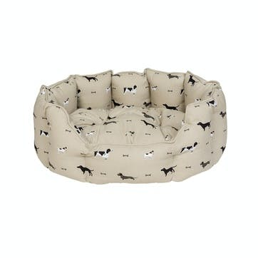 'Woof' Pet Bed - Medium