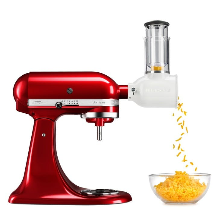 Fresh Preparation Slicer & Shredder Stand Mixer Attachment