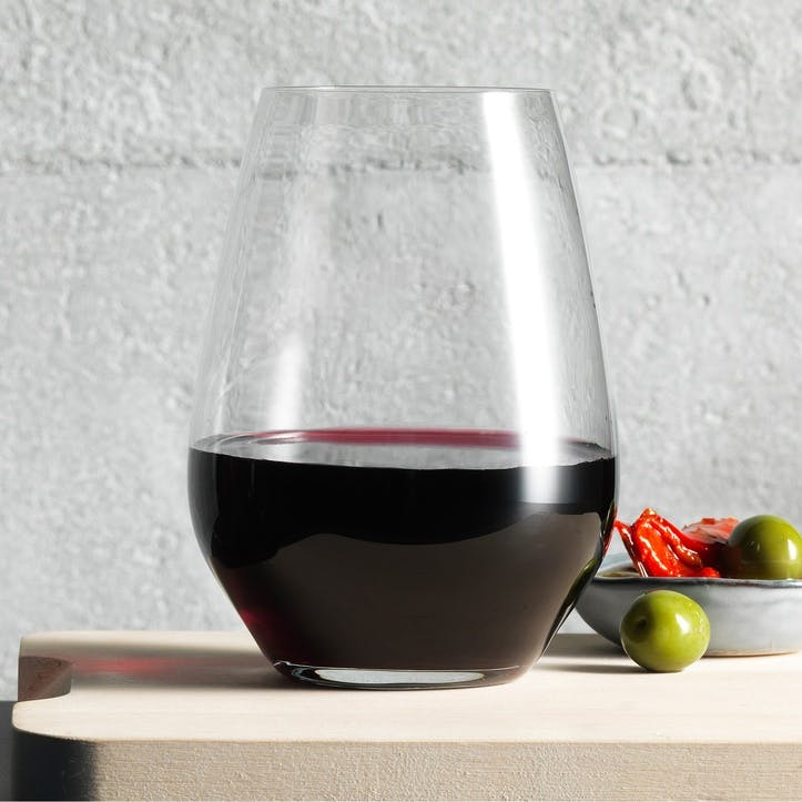 Classic Stemless Wine Glass, Set of 4