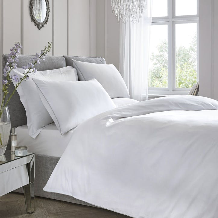 Pure Bedding Set, Super King, White