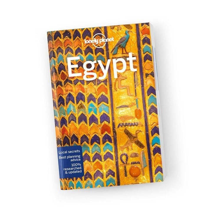 Lonely Planet Egypt, Paperback