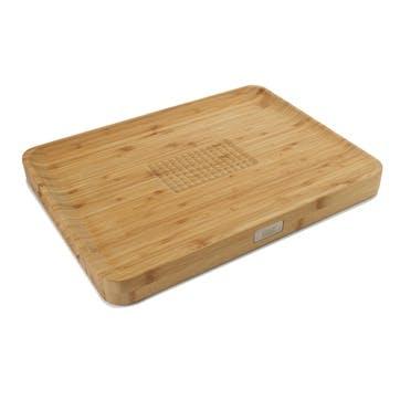 Cut&Carve Chopping Board, Bamboo