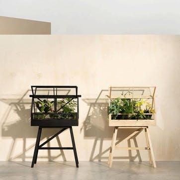 Greenhouse, Indoor Greenhouse, Black
