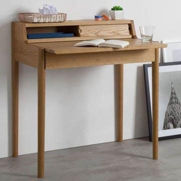 Leonie Compact Desk, Oak
