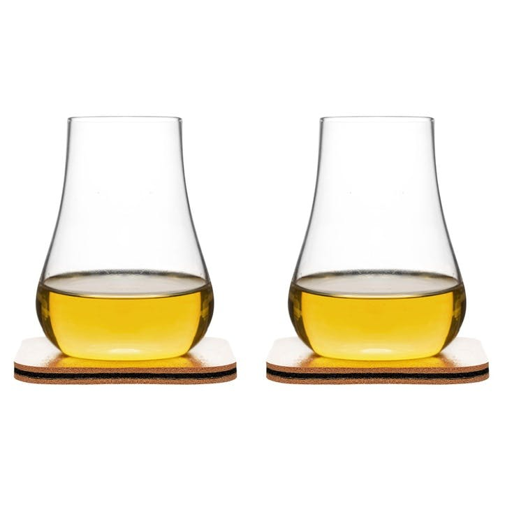 Whiskey Tasting Set, Set of 2