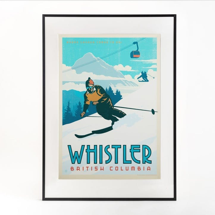 Whistler Print