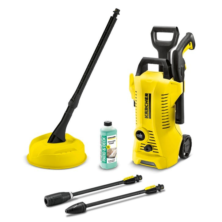 K2 Premium Full Control Home Pressure Washer