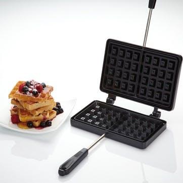 Kitchen Craft Non Stick Waffle Maker