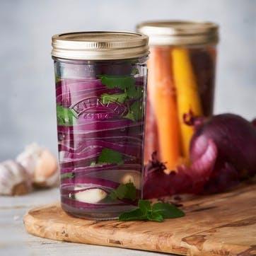 Wide-Mouth Preserve Jar, 0.5L