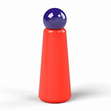 Skittle, Water Bottle, 500ml, Coral & Indigo