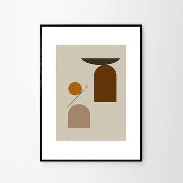 New Form 4, Riikka Kantinkoski Art Print