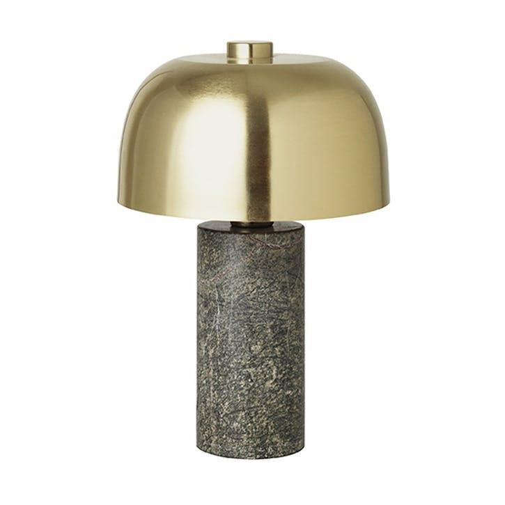 Lulu Lamp, Forest Green