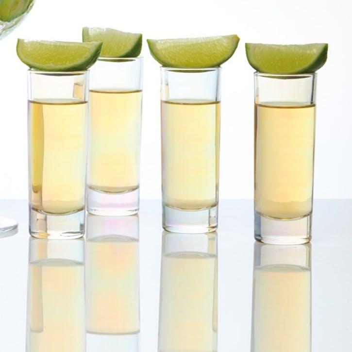 Lustre Shot Glass, Set of 4