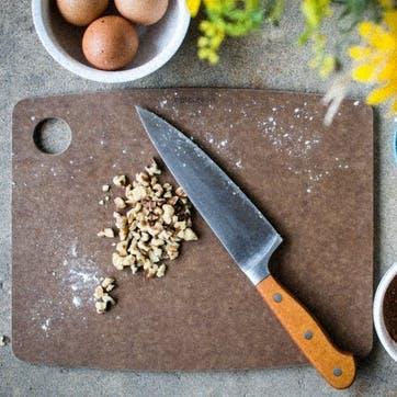 Chopping Board, L29 x W23cm, Nutmeg
