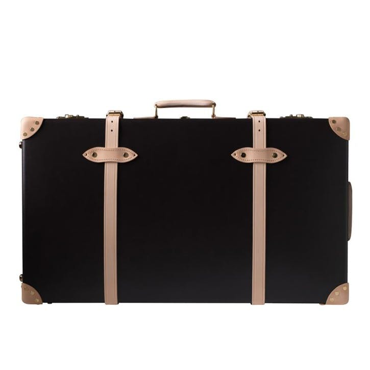 33 Inch Ed Wheeled Suitcase; Brown