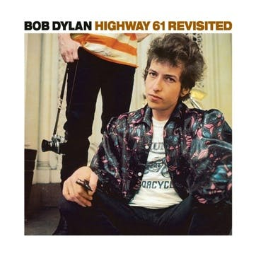 """Bob Dylan, Highway 61 Revisited 12"""" Vinyl"""