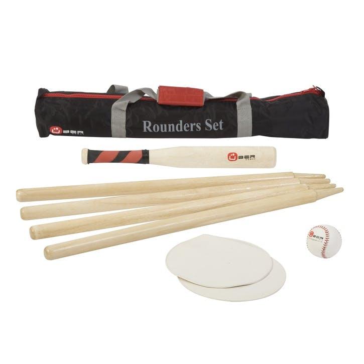 Rounders Set, 60cm, Natural