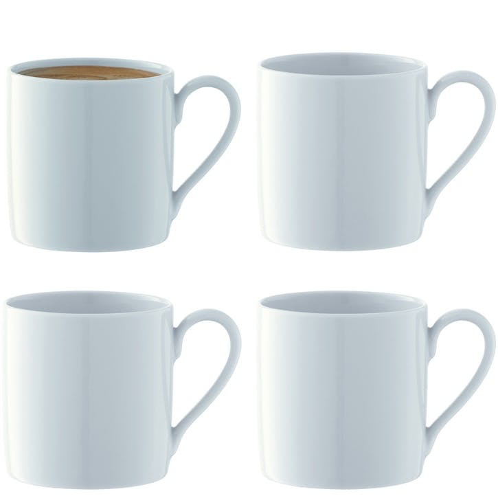 LSA Dine Mug Large, Set of 4