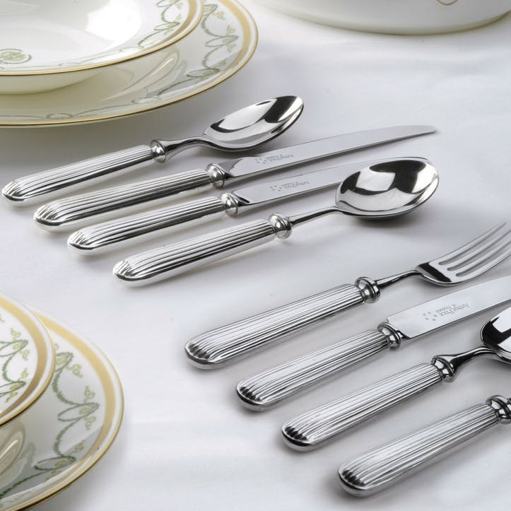 Titanic Silver Plated Pie Knife