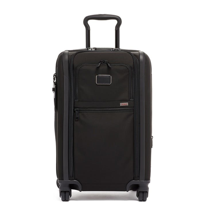 Tumi Alpha Suitcase, 56cm, Black