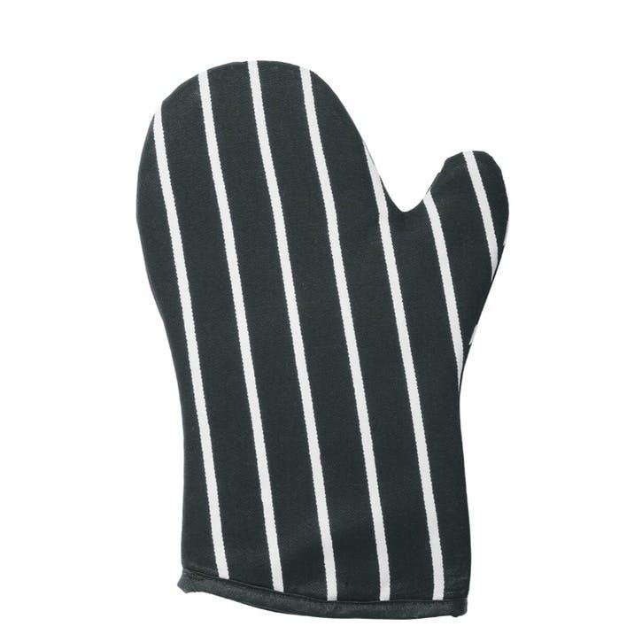 Butchers Stripe Gauntlet, Slate Grey